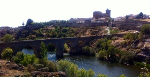 Roman bridge,Ledesma