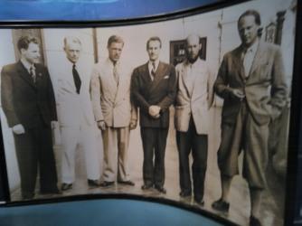 Madcap explorer Thor Heyerdahl and his team