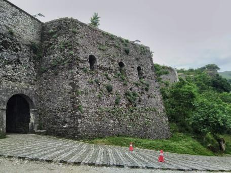 Fortress at Gjirokastra