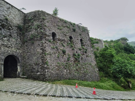 Fortress at Gjirokastra