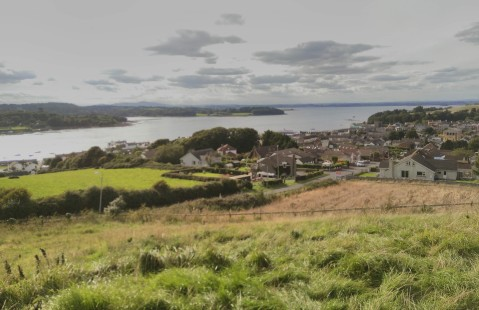 View from Windmill Hill