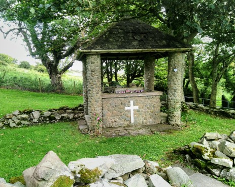 St Cooey's Holy Wells.