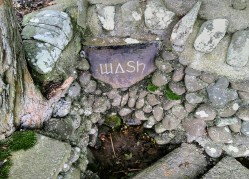 One of 3 Holy Wells